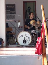 """Photo: Música Popular Aragonesa: """"Los Toyos"""" Fiestas de San Ramón 2008."""