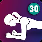 Tải Plank workout 30 day challenge miễn phí