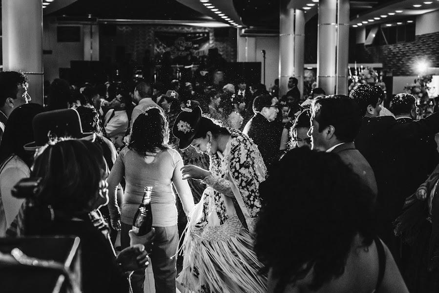 Wedding photographer Valery Garnica (focusmilebodas2). Photo of 09.07.2019