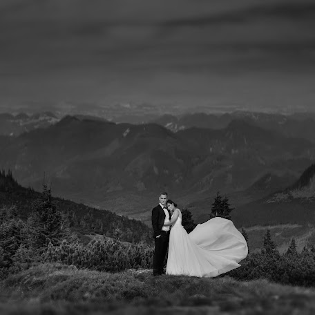 Wedding photographer Małgorzata Kuriata (MalgorzataKuri). Photo of 03.03.2018