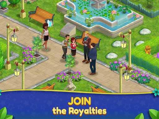 Royal Garden Tales - Match 3 Puzzle Decoration 0.9.6 10