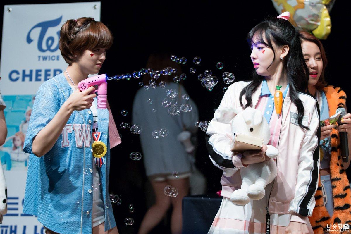 nayeon bad bubble