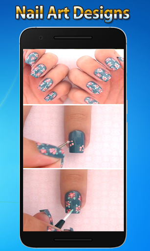 Nail Art Step by Step Designs - Nail Art Designs 1.0.1 screenshots 2