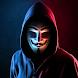 匿名マスク - ホラーいたずら 写真編集者