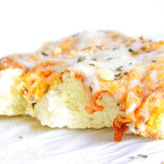Healthy Bubbly Pizza Bread