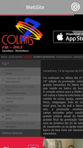 RÁDIO FM SETE COLINAS|玩娛樂App免費|玩APPs