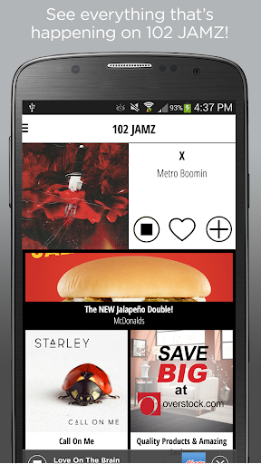 102 JAMZ – The Hip-Hop Station for PC