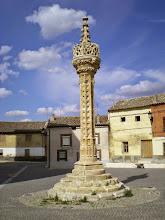 Photo: Etapa 14. Rollo Jurisdicional de Castilla.Segle XV. Boadilla del Camino