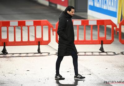 """Ondanks zware nederlaag geen paniek: """"Toen ik hier kwam, stond er niemand onder ons, nu zijn we twee ploegen voorbij"""""""