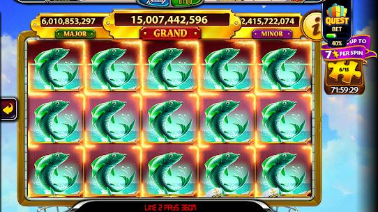 Vegas Downtown Slots™ – Slot Machines & Word Games 6