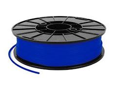 NinjaTek NinjaFlex Sapphire Blue TPU Filament - 1.75mm (0.5kg)