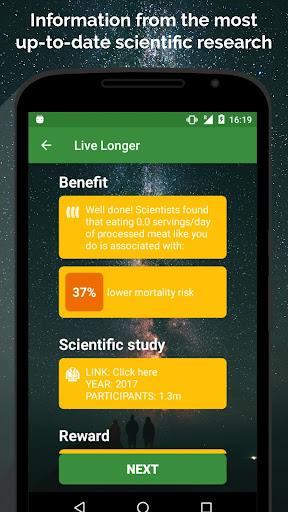 Healthy Habits - Improve Your Health & Live Longer  screenshots 2