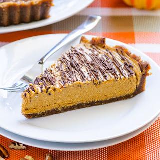 Clean No Bake Pumpkin Pie