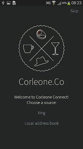 android Corleone.Co Screenshot 1