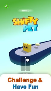Shifty pet | move the jelly pet through bump 7.78