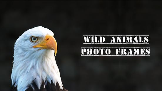 Download Wild Animal Photo Frames For PC Windows and Mac apk screenshot 4