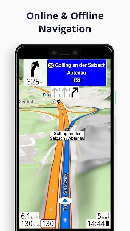 Magic Earth Navigation & Maps – (Android Apps) — AppAgg on