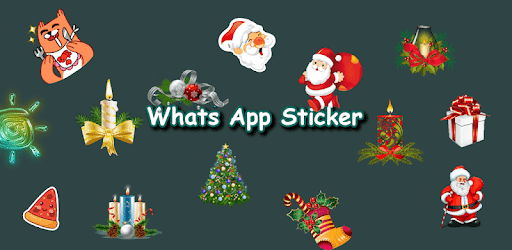 Christmas Stickers For Whatsapp Wastickerapps Apps Bei