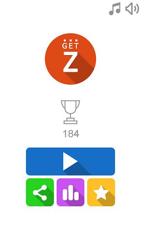 Get Z Z到達ゲーム