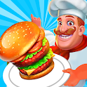 Burger Fever Kitchen Cooking Games: Modern Cooking icon