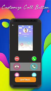 Color Call – Color Phone Flash & Call Screen Theme 6