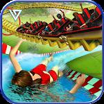 Roller Coaster Water Park Adventure Ride