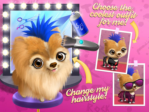 Rock Star Animal Hair Salon 2.0.0 screenshots 9