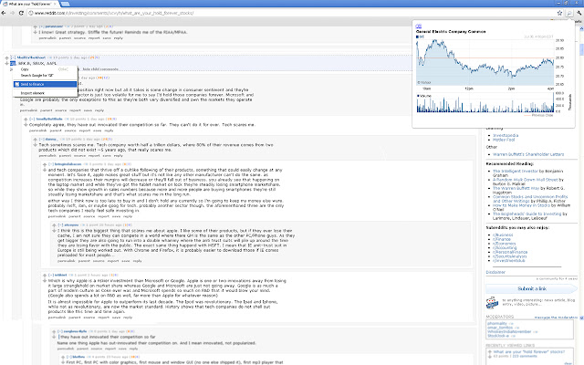 Stock Ticker Search