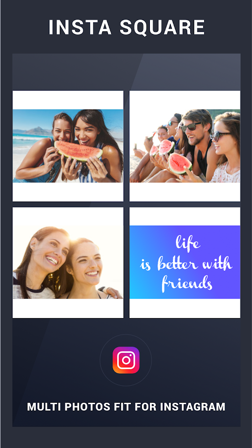 Collage Maker - photo collage & photo editor- screenshot