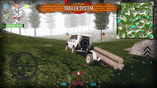 [PROJECT:OFFROAD][20] screenshot 5
