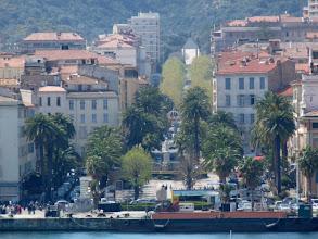 Photo: Ajaccio, la ville de l'empereur