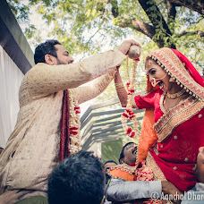 Wedding photographer Aanchal Dhara (aanchaldhara). Photo of 27.12.2017