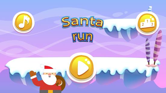 Santa Run Yo - náhled