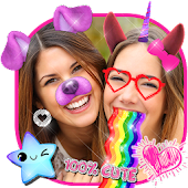 Snappy Photo Editor Stickers - Filters for Selfies