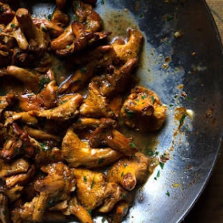 Chanterelle Mushrooms Recipes