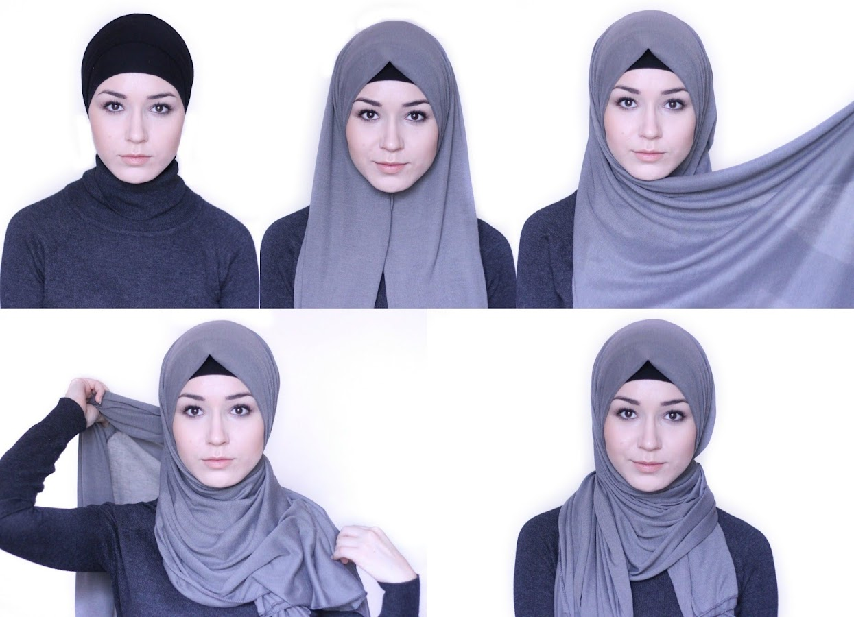 Hijab tutorial new- screenshot