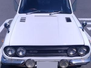 ベレット  GT type R(1971年式)のカスタム事例画像 まことさんの2020年08月30日13:33の投稿