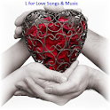L for Love Songs & Music icon