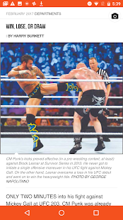 Pro Wrestling Illustrated- screenshot thumbnail