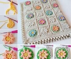 DIYのかぎ針編みのチュートリアルのおすすめ画像4