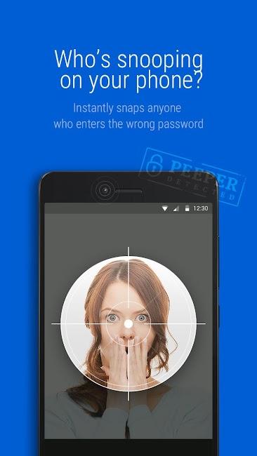 #3. CM Locker-AppLock,ScreenLock (Android)