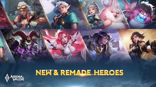 Arena of Valor: 5v5 Arena Game Apk Download For Android and Iphone Mod Apk 7