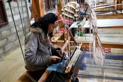 Tissage de la soie au Laos