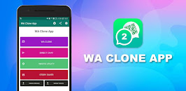 Download Clonapp Messenger APK latest version app by BlueSoft