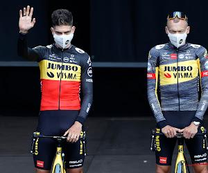 📷 IN BEELD: Van Aert, Van der Poel en Pogačar in de hoofdrollen: dit was de ploegenpresentatie van de Tour