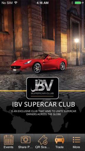 IBV Supercar Club