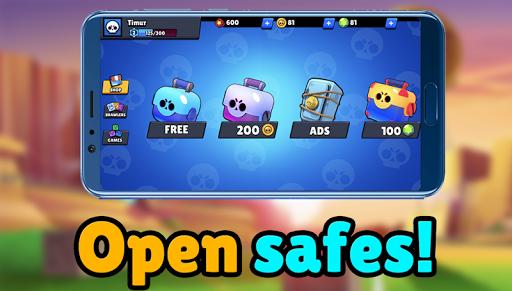 Box Simulator for Brawl Stars: Open that box! 0.6 screenshots 2