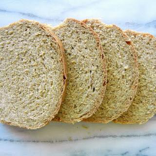 Applesauce Bran Bread