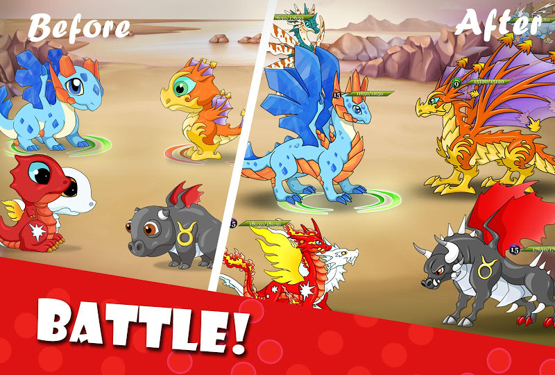 Dragon Battle Screenshot 1