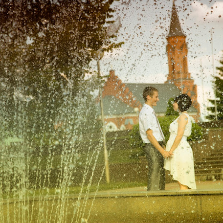 Wedding photographer Irina Polyakova-Shurmovskaya (monnamira). Photo of 30.08.2015